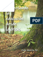 REPENSANDO LA EDUCACION DESDE LA CRISIS, Oscar Azmitia, fsc (1).pdf