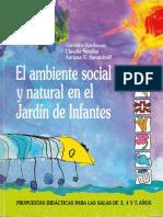 Veronica Kaufmann - El ambiente social y natural en el Jardin de infantes.pdf