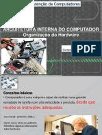 02 - Arquitetura interna do computador