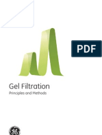 GE Healtchare Gel Filtration, Principles and Methods