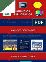 EXPO PUBLICIDAD 9° DANNA, JAIDER, SARA Y ALEJO