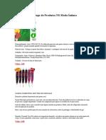 Catálogo de produtos.docx