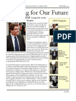 Winter '10 Newsletter
