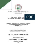 DISEÑO Y CONSTRUCCIÓN DE UN PROTOTIPO DE UN SISTEMA DE ESTABILIZADORES DE UN MOTOCULTOR