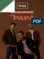 Vestimenta Hombres