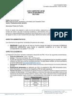 CIRCULAR CE-039 FINALIZACIÓN PRIMER SEMESTRE