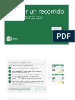 Le damos la bienvenida a Excel(2)1