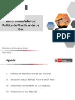 1. Eduardo Guevara, Viceministro de Hidrocarburos - MINISTERIO DE ENERGIA Y MINAS.pptx