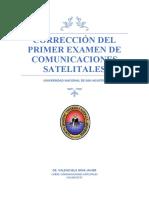 CORRECCIÓN DEL PRIMER EXAMEN PARCIAL
