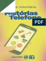 Cartilha Histórias por Telefone