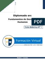 Guía Didáctica 1-FDH