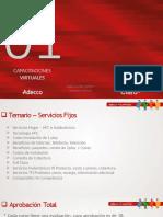 6ta Capacitacion Virtual SERVICIOS FIJO.pptx