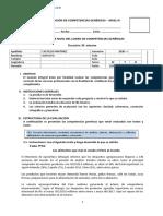 EXAMEN INTEGRAL III PNLC G-E Nivel III 2020-1