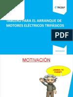 Sesión 10 Tablero Para El Arranque de Un Motor