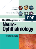 Rapid Diagnosis in Ophthalmology Series- Neuro-Ophthalmology-0323044565