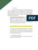 Organismos Descentralizados peruanos