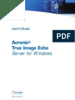 True Image Server Echo Ug.en