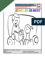 GRADO 2° PLAN LECTOR 21  JUEVES PDF