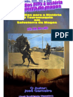 Subsídios para a História da Tauromaquia em Salvaterra de Magos - Séc XIX, XX, XXI