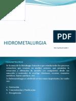 2. HIDROMETALURGIA