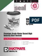 DUCTMATE PRO SEAL.pdf