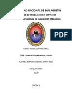 Benavides Condo, Edwin Jesus - Informe Nº5