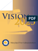Baltimore MPA 2025 Vision Plan
