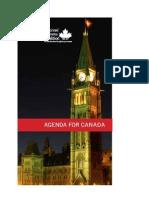 Agenda for Canada PDF