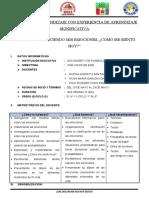 PROYECTO DE APRENDIZAJE - CUARTA SEMANA MAYO.docx