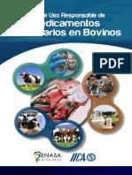 Guía de uso responsable de Medicamentos Veterinarios en Bovinos