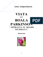 Viata Cu Boala Parkinson Cartea