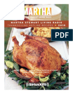 Martha Stewart Thanksgiving Full