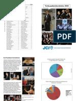 JCI Mariehamn - Verksamhetsberättelse 2010 - för utskrift
