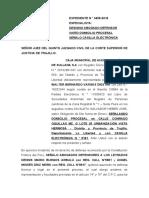 APERSONAMIENTO 3458-2016