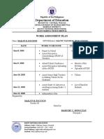 Work-Assignment-Plan