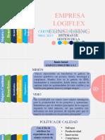 presentación gestion de la calidad LOGIFLEX