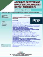 Formation Continue Interpretation Des Spectres de Masse EI CI 2011