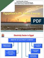 Egyptian Photovoltaic Solar Energy