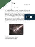 Running hrs of Tungsten carbide Grinding roller