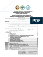 FINAL COVID GUIDELINE PSMID