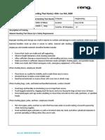 EHS Awareness ( Material Handling That Stacks) –KSA– Jan W4, 2020