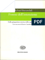 Baxandall_Forme dell'intenzione