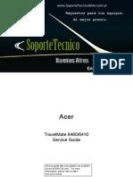 142 Service Manual -Travelmate 6460 6410