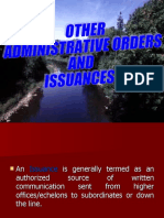 Administrative Issuances.ppt