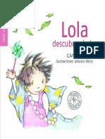 Lola descubre el aire
