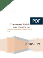 Appunti de Angelis PDF