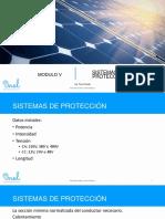MODULO IV SISTEMAS DE PROTECCIÓN