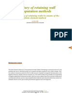 III_Modeling of retaining walls by means of the finite element method_Delattre