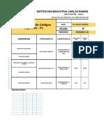 CÓDIGOS  SIGAWEB  2020 IE CARLOS REPIZO SAN AGUSTIN - Primaria (1)