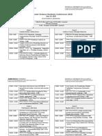Program SCSS 2020